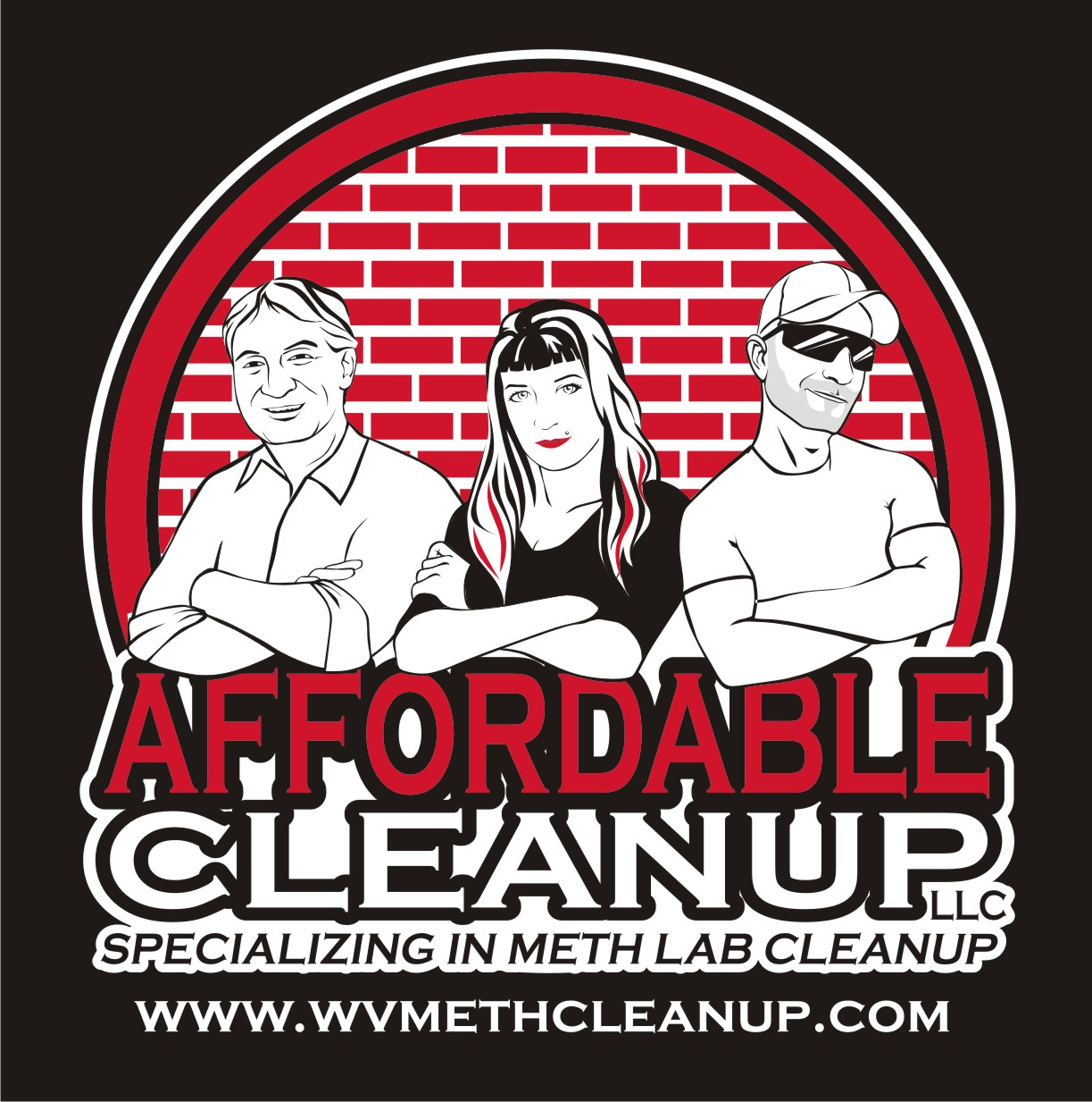 Affordable Cleanup LLC logo - Meth remediation in WV